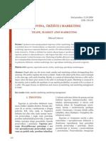 Trgovina, tržište i marketing