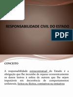 Responsabilidade Civil Do Estado - Novo