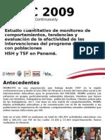 PPT TRaC Panamá 2009