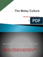 Malay Culture