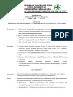 344643231 Sk Tata Nilai Dalam Pengelolaan Dan Pelaksanaan Kegiatan Puskesmas