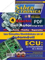 Electronica Del Automovil Vol4