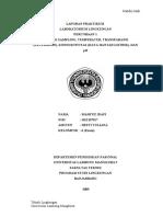 24943562 Laporan Praktikum Laboraturium Lingkungan 1 Metode Sampling