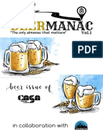 The Beermanac Vol.1