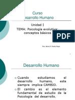 UNIDAD I Ayuda 1 Curso desarrollo humano 2008-II.ppt