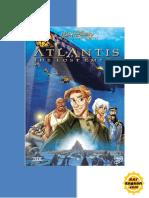 Atlantis ESL Craft Activity for Kids Www.rayenglish.com