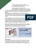 Polimero de Vidrio-cariologia