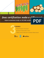 Does Certification Make a Difference