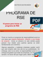 Implementacion de RSE