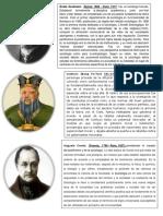 Sociologos