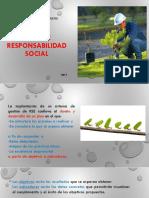 2. Plan de Responsabilidad Social Empresarial