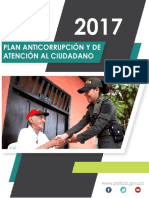 Plan Anticorrupcion y Atencion Al Ciudadano 2017 Version 2
