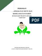 PEDOMAN PMKP 2017