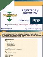 Algoritmica i 2016 i - Registros y Archivos(Problemas)