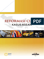 Reformasi Cukai - Kasus Asean