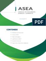 Presentación General ASEA