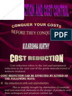 Cost-Reduction-and-Control