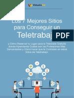 Virtualianet Los 7 Mejores Sitios de Teletrabajo