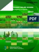 Kabupaten Maluku Tengah Dalam Angka 2017