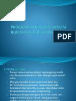Program Kerja Unit Satpam