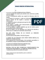 Cuestionario Derecho Internacional Publico d.i.p