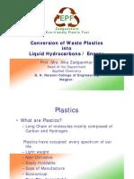 Plastic Fuel Alka Zadgaonkar
