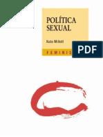 9 MILLET 1995 Política Sexual