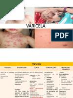 Varicela Herpes