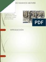 Sistemas Humanos Militares