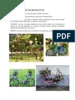 Reutilización de Bicicletas