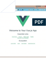 Create Realtime Webapp Using Vuejs and Firebase