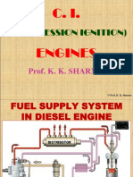Combustion Ci Engines