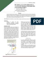 Práctica 4 - Efecto Fotoeléctrico