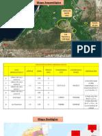Mapa Arqueologico, Geologico y Efecto Corona