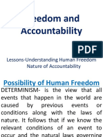 5freedom and Accountability