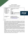Sílabo Dirección Comercial y Financiera Civil 2017-II