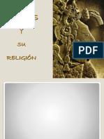 Los Mayas y Su Religion