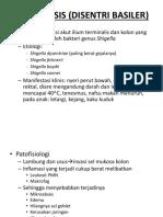 SHIGELLOSIS (DISENTRI BASILER)