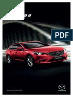 Catálogo Mazda 6