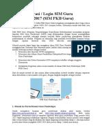 Cara Registrasi SIM PKB