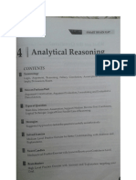 GAT Analytical Reasoning