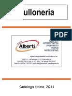 Bulloneria Catalogo & Listino Da Scontare_alberti@Ferramenta.biz_1