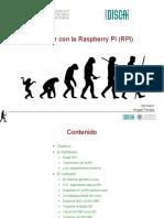 Empezar Raspberry Pi