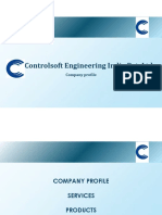 Controlsoft Engineering Profile