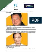 Entrep Summit Speakers