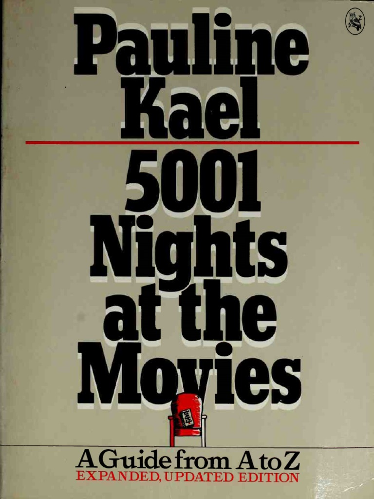5001 Nights At The Movies A Guide From To Z