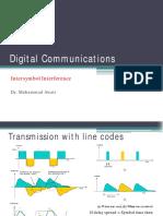 Digital CommunicatiISI RAISED COSINE