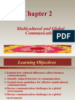 Chap 2.Multicultural and Global Communication