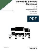 MS.37. Diagrama Electrico- FH12. CHID E 699999 -E 700000. Edicion 1