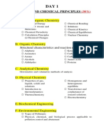 Chemical Engineering Board Exam